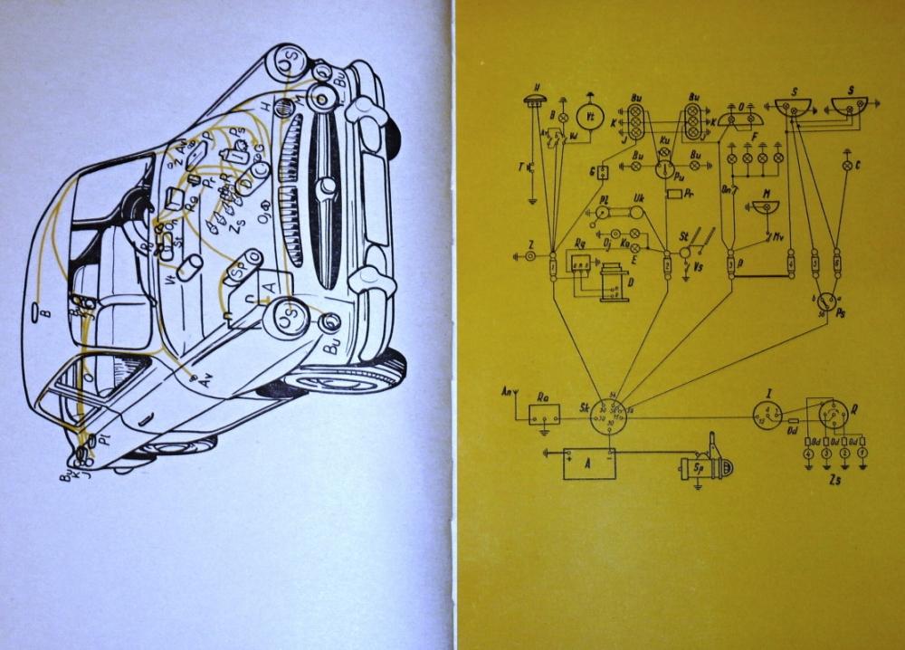 Schemata Elektrickych Zapojeni Osobnich Automobilu 1 2 Dil